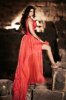 Haifa Wehbe picture of Enta Tani video clip released in February 2010 in a glam red dress