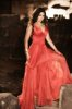 Haifa Wehbe picture of Enta Tani video clip released in February 2010 wearing a red dress