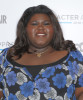 Gabourey Sidibe arrives at the 2nd Annual Character Approved Awards cocktail reception at The IAC Building on February 25th 2010 in New York City 1