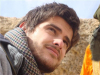 photo of Nassif El Zaytoun from Syria before star academy while at a camp