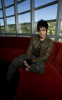 Adam Lambert photo shoot on January 28th 2010 in Los Angeles California 3