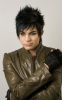 Adam Lambert photo shoot on January 28th 2010 in Los Angeles California 8