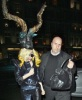 Lady GaGa spotted in a tree like costume while arriving for dinner at Zuma restaurant on February 25th 2010 in London England 1