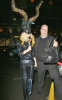 Lady GaGa spotted in a tree like costume while arriving for dinner at Zuma restaurant on February 25th 2010 in London England 2