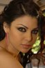 Haifa Wehbe desktop Wallpaper face close up high quality picture 3