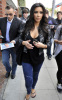 Kim Kardashian picture while on her way to the Beverly Hills Nail Salon on March 2nd 2010 in Beverly Hills California 1