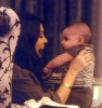 Kourtney Kardashian seen with her new born baby at the Dash store on March 2nd 2010 in Miami 1