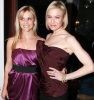 Reese Witherspoon and Renee Zellweger arrive together at the Vera Wang store launch on March 3rd 2010 in Hollywood 1