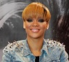 Rihanna picture while signing autographs for fans on March 4th 2010 at the Alexa shopping mall in Berlin Germany 2