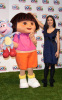 Salma Hayek at the 10th Anniversary of Dora The Explorer held on March 2nd 2010 at Nickelodeon Animation Studio 1