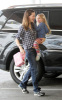 Jennifer Garner spotted dropping her daughter Violet to school on March 3rd 2010 in Santa Monica 2