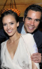 Jessica Alba and Cash Warren were spotted attending the 7th Annual Global Green Pre Oscar Party on March 3rd 2010 in Los Angeles 5