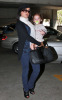 Salma Hayek seen with her daughter Valentina Paloma Pinault on March 3rd 2010 in Beverly Hills 2