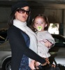 Salma Hayek seen with her daughter Valentina Paloma Pinault on March 3rd 2010 in Beverly Hills 3