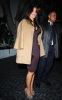 Sofia Vergara spotted on March 3rd 2010 as she arrives at the Chateau Marmont pre Oscar party 2