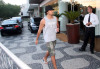 Jesus Luz spotted arriving at the Fasano Hotel in where Madonna is staying with her kids on February 11th 2010 in Ipanema Rio de Janeiro 1
