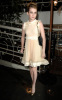Emma Roberts at the Chanel and Charles Finch pre Oscar dinner on March 6th 2010 in Los Angeles California 1