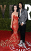 Katy Perry and Russell Brand photo at the 2010 Vanity Fair Oscar Party on March 7th 2010 in Hollywood 2