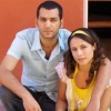 photo of Turkish actor Murat Yildirim with his real wife 17