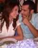 photo of Turkish actor Murat Yildirim with his real wife 16