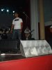 Egyptian student mohamad ali before joining star academy 2010 while singing on stage 2