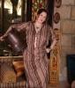 May Noor Al Sharif in a galabaia