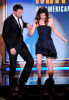 Ben Affleck and Jennifer Garner onstage during the 24th American Cinematheque Awards held on March 27th 2010 at the Beverly Hilton Hotel in California 2