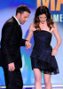 Ben Affleck and Jennifer Garner onstage during the 24th American Cinematheque Awards held on March 27th 2010 at the Beverly Hilton Hotel in California 3