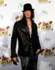 Criss Angel arrives at the world premiere of Cirque du Soleil Viva ELVIS production at the Aria Resort at CityCenter February 19th 2010 in Las Vegas Nevada 4