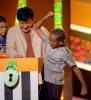 Jackie Chan and Jaden Smith onstage at Nickelodeons 23rd Annual Kids Choice Awards held at UCLAs Pauley Pavilion on March 27th 2010 in Los Angeles 3