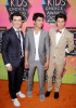 Jonas Brothers at Nickelodeons 23rd Annual Kids Choice Awards held at UCLAs Pauley Pavilion on March 27th 2010 in Los Angeles California 3