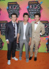 Jonas Brothers at Nickelodeons 23rd Annual Kids Choice Awards held at UCLAs Pauley Pavilion on March 27th 2010 in Los Angeles California 6
