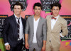 Jonas Brothers at Nickelodeons 23rd Annual Kids Choice Awards held at UCLAs Pauley Pavilion on March 27th 2010 in Los Angeles California 1