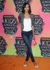 Zoe Saldana arrives at Nickelodeons 23rd Annual Kids Choice Awards held at UCLAs Pauley Pavilion on March 27th 2010 in Los Angeles California 2
