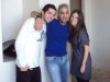 Picture of Mohamad bash birthday held at his house in Syria March 2010 with Ibrahim Dashti and Lara Scandar 3