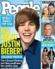 Justin Bieber photo shoot on the cover of this weeks People magazine of April 2010 issue