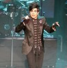 Adam Lambert picture while on stage at the Boulevard Casino on April 8th 2010 in Coquitlam Canada 3