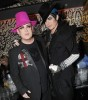 Adam Lambert attends Boy Georges new single launch at the Merah Club on March 20th 2010 in London 4