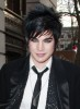 Adam Lambert spotted on March 26th 2010 as walks through an alley in London 2