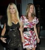 Paris and Nicky Hilton were spotted together on April 7th 2010 while out at BOA Steakhouse for a dinner in West Hollywood 4