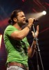 Fadi Andraos large high quality image while on stage singing at the Wakestock concert in Abu Dhabi 8