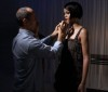 Rihanna behind the scenes of a photo shoot held at the New York City Lux Studio for Allure Magazine 5