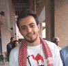 Basel Khoury picture as he arrives to Amman Airpot in Jordan where he was awaited by his family members and jordanian fans 5