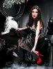 April 2010 photo shoot of egyptian belly dancer dina 4