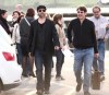 Brad Pitt spotted on April 14th 2010 as he visits the Antolini Luigi warehouse in Sega di Cavaion northern Italy 4