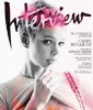 Carey Mulligan photo shoot for April 2010 issue on the cover of Interview magazine 1