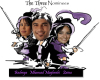 Nominees on April 27th 2010 are Mohamad Ali Moghrabi from Egypt, Zena Aftimos from Syria, and Badreya Sayyed from Tunisia
