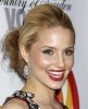 Dianna Agron arrives at the 21st Annual GLAAD Media Awards at the Hyatt Regency Century Plaza Hotel in Los Angeles 1