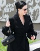 Dita Von Teese spotted on April 12th 2010 as she leaves a Pilates class in Hollywood 4