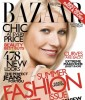 Gwyneth Paltrow photo shoot for May 2010 issue cover of Harpers Bazaar Magazine 4